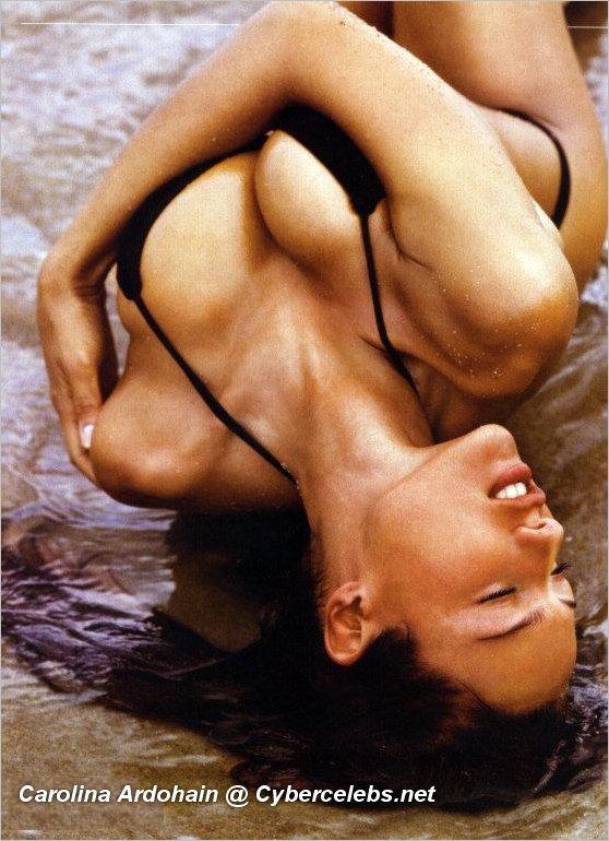 Carolina ardohain nude