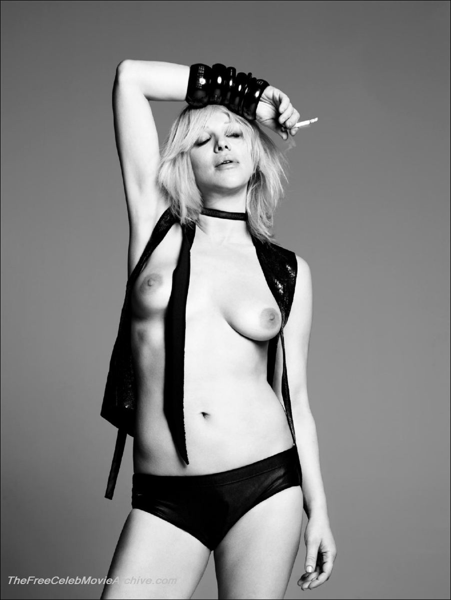 Sorry, that Young courtney love naked think, that