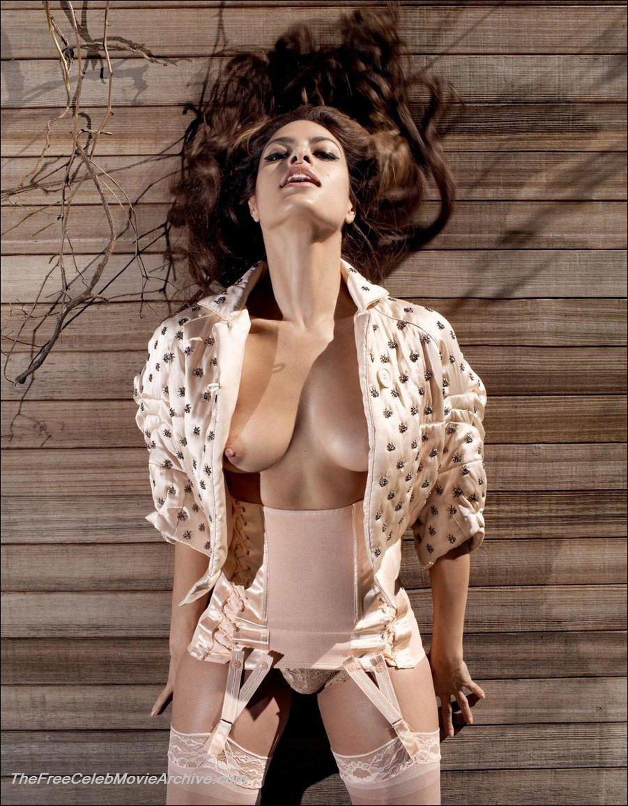Apologise, Eva mendes full naked think, that