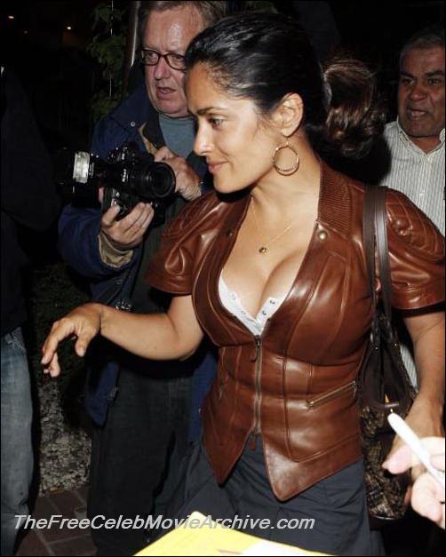 Salma Hayek Fully Nude 42