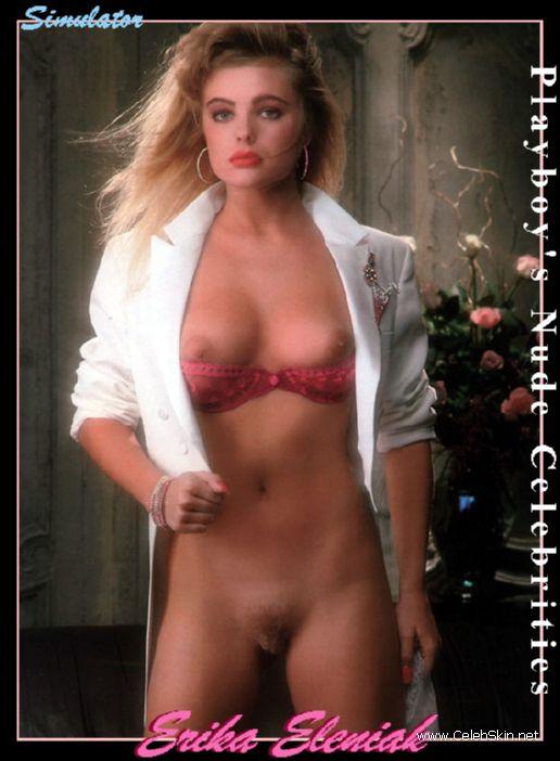 Erika eliniak desnuda celebridad desnuda