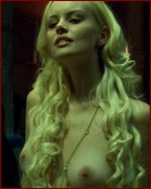 Helena Mattsson fully naked at