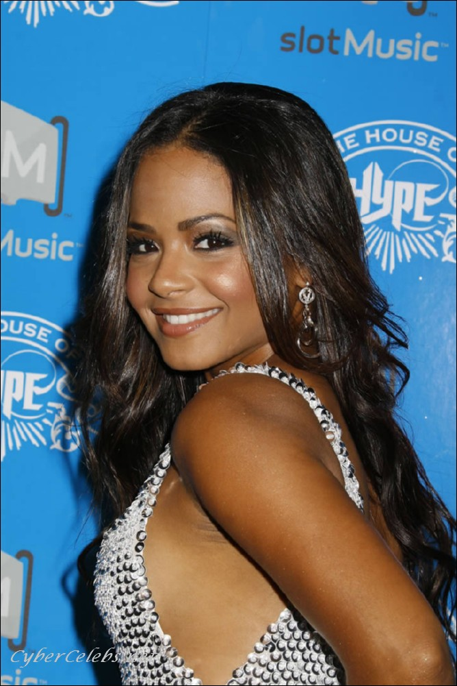 christina milian 020 Thank you everybody! Xxx. Photo: I gave you my heart and soul today NYC and ...