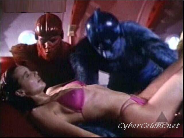 Geena davis sex scene