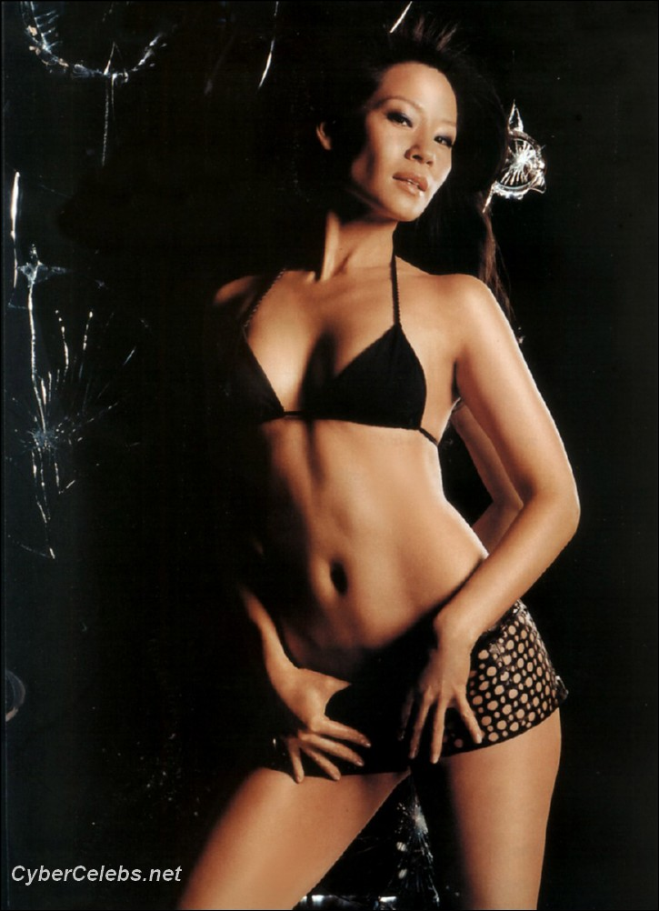Celebrity Hot Pictures Lucy Liu Nude Picture Here
