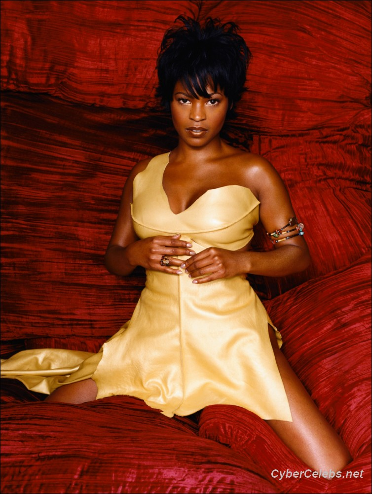 Boring. Actress nia long nude