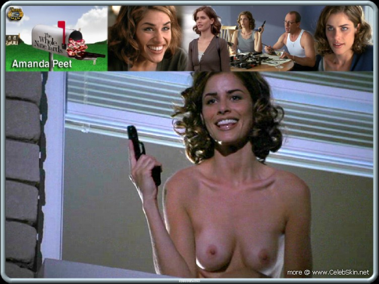 Pictures of Amanda Peet totally naked nude and sex scenes of the whole nine ...