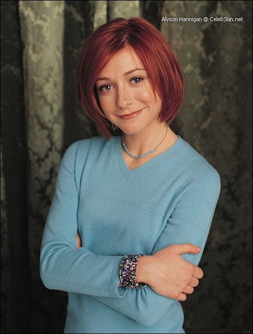 porns alyson hannigan