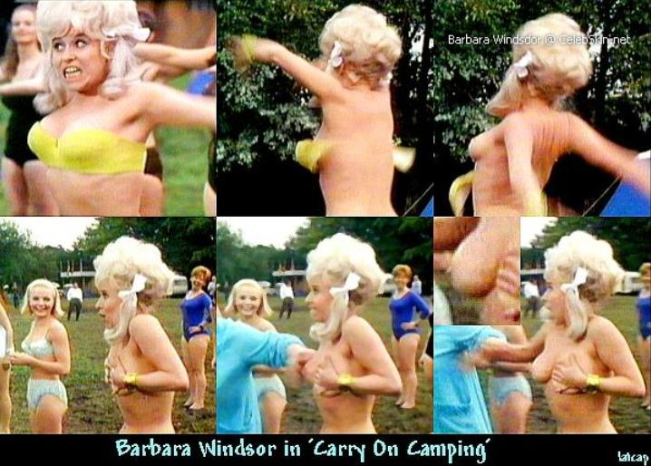 carry on girls nudity