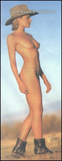 Very Dannii minogue naked nude not
