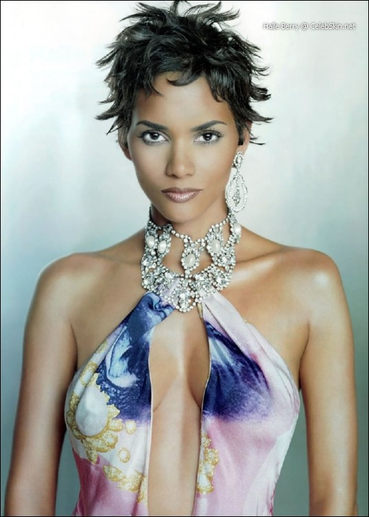 Halle Berry Naked Monster Ball