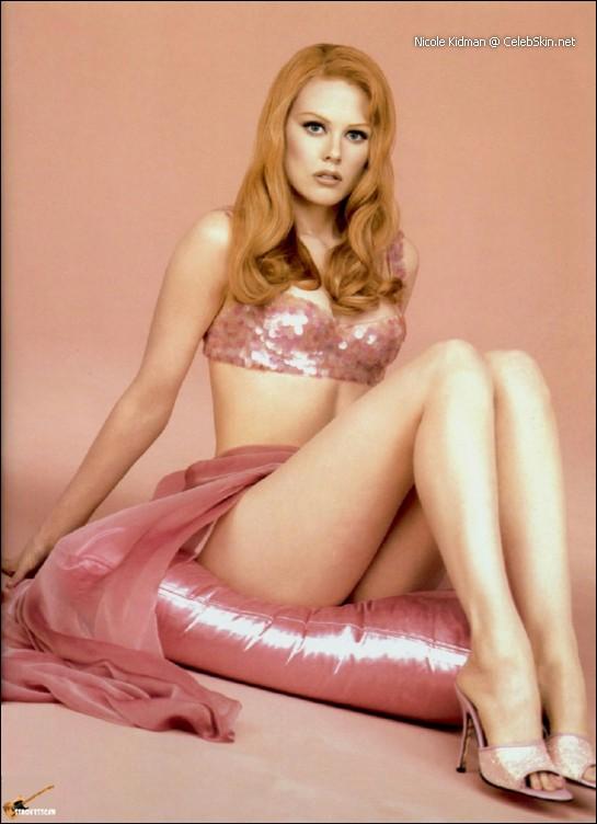 Pictures of Nicole Kidman n ude