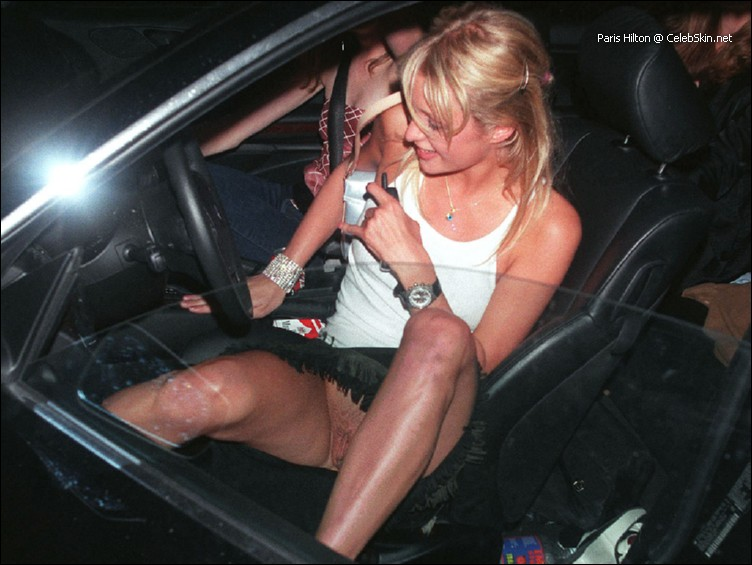 Paris Hilton Nude Pictures