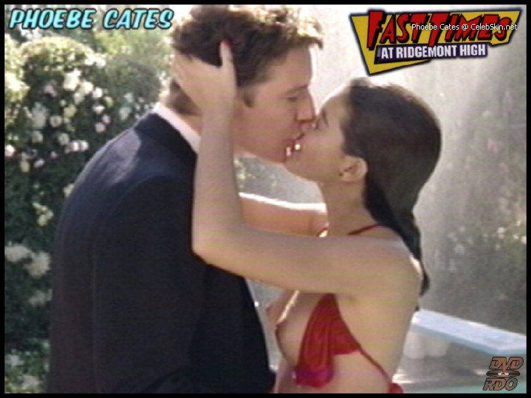 Pictures of Phoebe Cates nude. Nude movies, Fast Times At Ridgemont High, ...